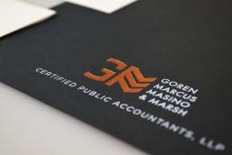 Goren Marcus Masino & Marsh folder