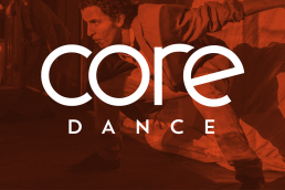Core Dance video monitors