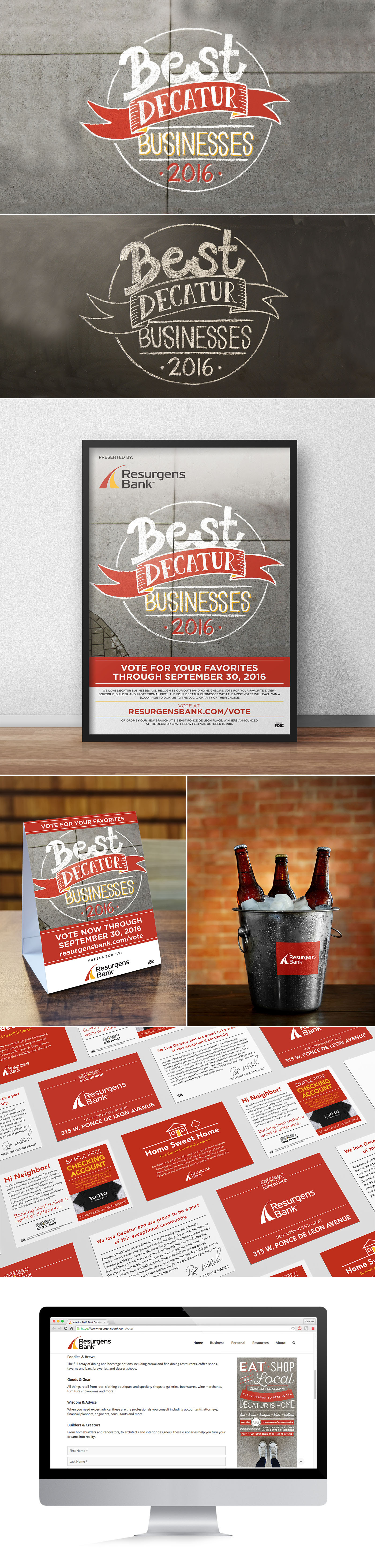 Best Decatur Businesses 2016