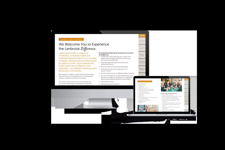 Lenbrook Services & Amenities