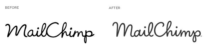 MailChimp logo refresh