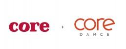 Core Dance logo refresh