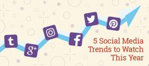 5 Social Media Trends to Watch This Year