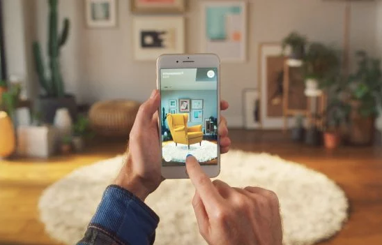 Ikea Place App Augmented Reality social media trends