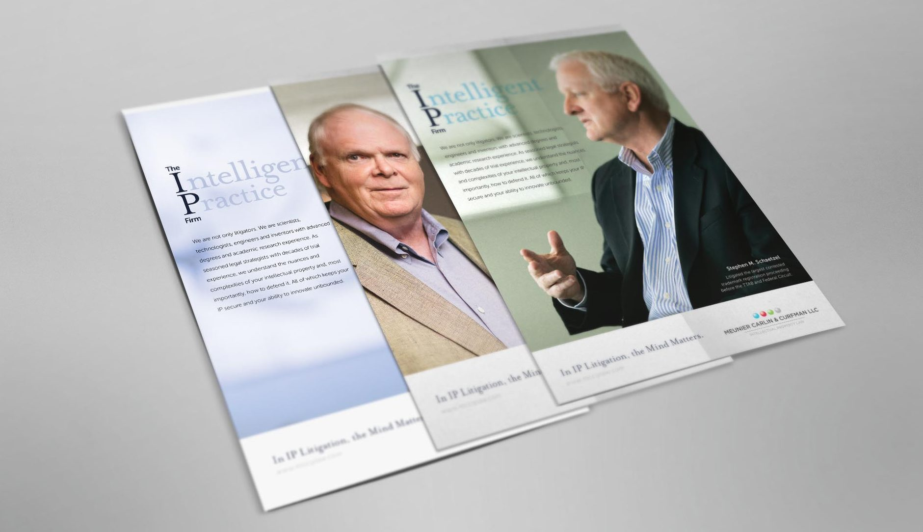 Meunier Carlin & Curfman Advertisements