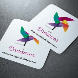 Employer Brand Dreamer Coaster